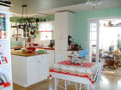 images of retro cabinets in a laundry room   Retro Kitchen   Lovely Kitchens and laundry rooms