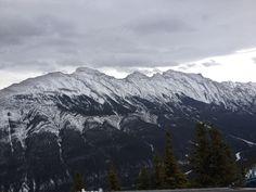 Canadain Rockies in Banff National Park