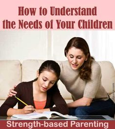 The best way to understand and support your children is to adopt a strengths-based parenting. via @harleenasingh