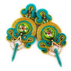Hey, I found this really awesome Etsy listing at https://www.etsy.com/listing/183888258/soutache-carnival-ii
