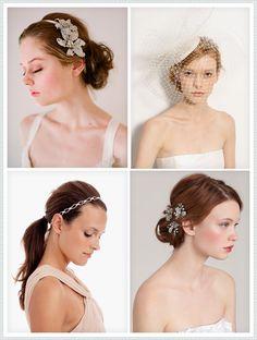 REVEL: Bridal Hair Accessories