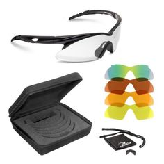 bd73631f207 Radians Shift Shooting and Safety Glasses
