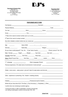 wedding dj contract templateregularmidwesterners | Resume and ... - dj contract
