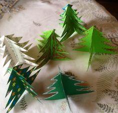 Tannenbäume -1