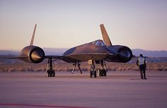 Skunk Works  SR-71 Blackbird
