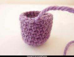 Tuto amigurumi : arrêter le fil (par le Crochet de Pandore)