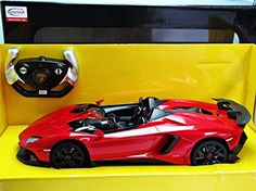 112 Lamborghini Aventador J SuperCar Radio Remote Control Sport Racing Car RC ** You can find more details by visiting the image link.
