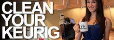 Clean a Keurig Coffee Maker! ‹ Clean My Space | Blog