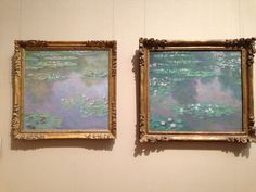Claude Monet, Water Lillies (1907), Museum of Fine Arts, Boston