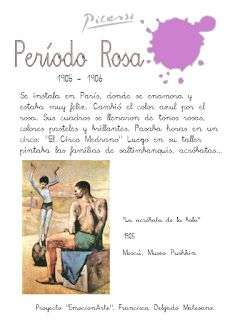 ¿Qué puedo hacer hoy?: EmocionArte: Picasso VII Spanish Culture, Pablo Picasso, Education, School, Art History, Kid Art, Art History Lessons, Art Classroom, Art Rooms
