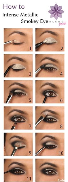 awesome smokey eyes makeup is definitely an art.- awesome smokey eyes makeup is definitely an art.todays round up is a little diff… awesome smokey eyes makeup is definitely an art.todays round up is a little different than usual - Eyeshadow Tutorial For Beginners, Smokey Eye Tutorial, Easy Smokey Eye, Eyebrow Tutorial, Makeup Tutorial For Beginners, How To Smoky Eye, Eye Shadow For Beginners, Eye Shadow Tutorial, Smokey Hair
