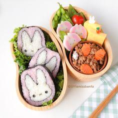 Miffy Deco Sushi Bento