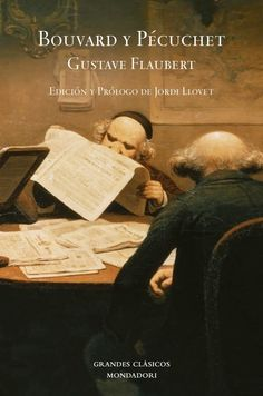 Gustave Flaubert, Bouvard y Pecuchet, Mondadori