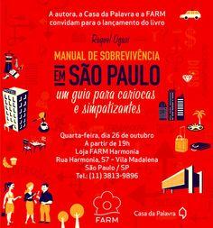 Para cariocas que moram em São Paulo