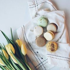 """""""We love @nadegetoronto macarons #YorkdaleLoves ❤️ • all of the things we love are on the blog, link in profile •"""""""