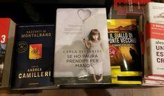 At Libreria L'Aquilone, L'Aquila, Photo by Fabio Grassi, artist and very good friend.