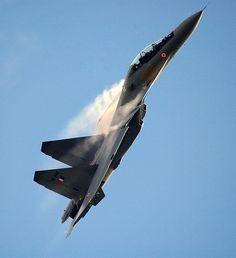 IAF Su-30 MKI (Su-27 family aircraft)