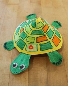 "Turtle Craft- bossy r craft ""ur"""