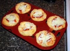 Pizza Cupcakes! These sound Cheap, Easy, & Yummy!