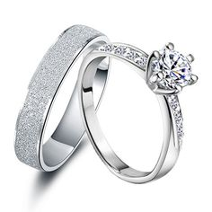 promise rings for couples | matching | cheap | under 50 | set