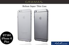 GRAMAS Helium Super Thin PC Case HP184 for iPhone 6 Plus