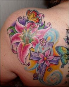Tiger Lily Tattoo Meaning...