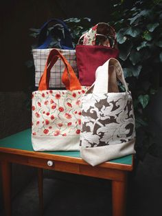 new fabric bags