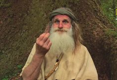 Mick Dodge Maybe I can find him when I go north and he'll let me photograph him:-) Or I could spend a little time in the forest and take a selfie.