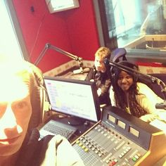 We're on the radio! Come join us  #BeatBreakfast