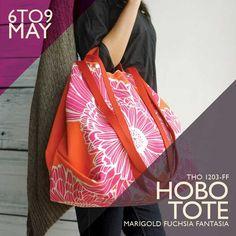 Hobo Tote -- Tulisan