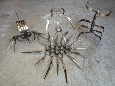 """Real Scissor"" Bracelet  Scissor Critters"