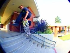 """Hammer Time! - Airwalk/Airwalk 180 - http://DAILYSKATETUBE.COM/hammer-time-airwalkairwalk-180/ - Like, Favorite, and Subscribe for more! Today's hammer comes from 2007 and features Chris Bell busting a perfect airwalk down a large set and then busting a """"contest make"""" airwalk bs 180 down it as well. Gnar! Filmed by Kenji Taira! Check out his channel """"Aluthier"""" For more amazing skate videos!  - Airwalk/Airwalk, hammer, time"""