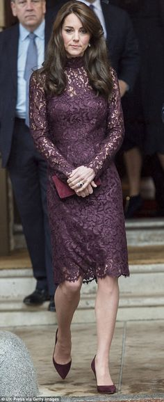 The Duchess of Cambridge attended the Creative Collaborations: UK & China at Lancaster House during the Chinese State Visit