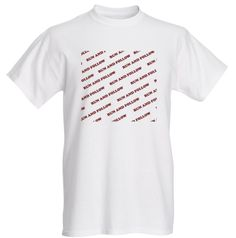 RAF Wrapper Tee from February's store update
