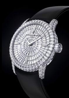 Vacheron Constantin Patrimony Traditionnelle High Jewellery