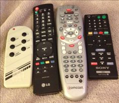 Too many remotes, too little time Cisco Systems, Photos On Facebook, Enough Is Enough, Remote