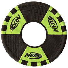 Nerfdog 8936 Green Trackshot Toss and Tug Ring