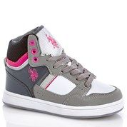High-Top Sneakers - Girls Girls Sneakers, High Top Sneakers, Kid Shoes, High Tops, Girl Outfits, Kids, Clothes, Fashion, Sneakers For Girls