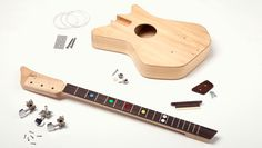 Real musical instruments for kids,  No more settling for plinky twangy toy imitations.