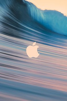 apple_wave | download iPhone iPad wallpaper at freeios7.com