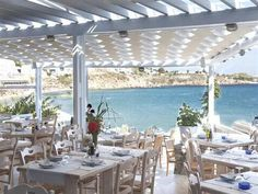 Petinos Hotel Mykonos Located On Platis Gialos Beach Just A Few Steps From The It Is Ideal In For Family And Young Children