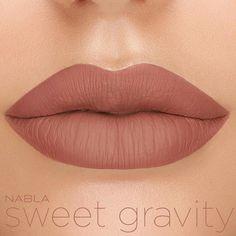 SWEET GRAVITY Uno dei nostri nuovi Dreamy Matte Liquid Lipstick #NABLA #NablaCosmetics