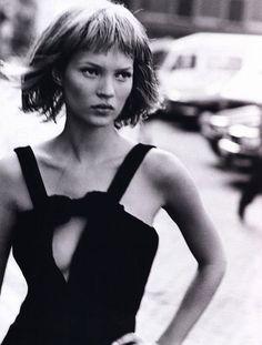 Peter Lindbergh - Kate Moss