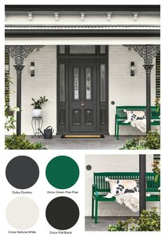 Make A Grand Entrance With Dulux - Beautiful House