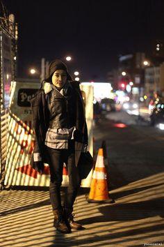 Yuna Zarai | New York in Canon 5D