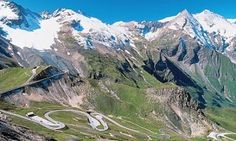 Arlberg Pass, Austria www.romaniamotorcycletours.com