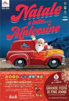 Natale a tutta Malcesine invita agli appuntamenti in programma dal 5 al 31 dicembre 2015 @gardaconcierge