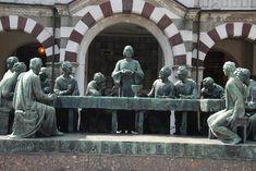 cimitero monumentale milano - ultima cena