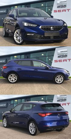 This 1.5 TSI EVO SE Dynamic SEAT Leon in 'Mystery Blue' is available now at Crewe SEAT. Drive Online, Hatchback Cars, City Car, Driving Test, Evo, Used Cars, Mystery, Blue