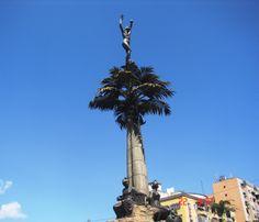 Caracas, Monumento a Carabobo La India del Paraíso